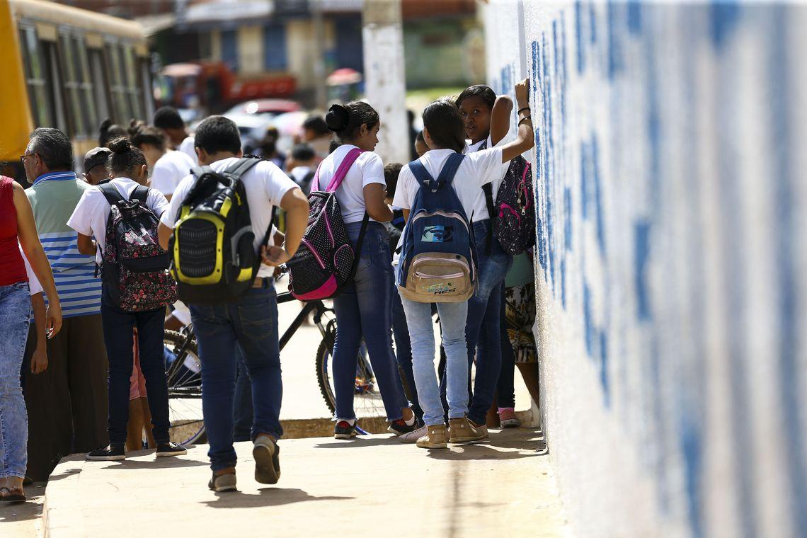 Termina prazo para escolas confirmarem participação no Saeb