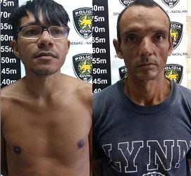 Polícia Civil cumpre dois mandados de prisão em Natal