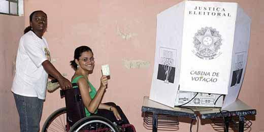 TSE adere à Rede de Cooperação no âmbito da Inclusão Social da Pessoa com Deficiência
