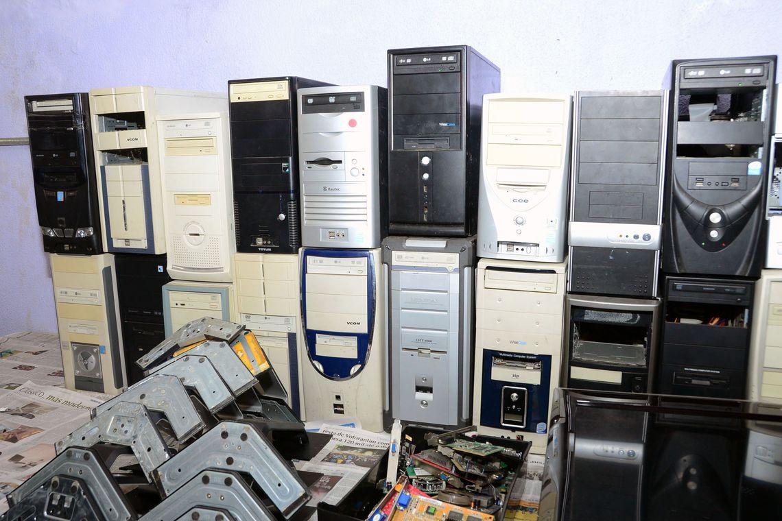 Descarte de eletroeletrônicos deve entrar em consulta pública