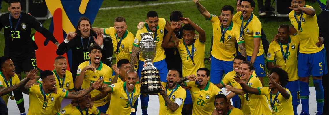 Brasil 3 X Peru 1