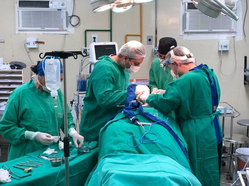 Sesap e UERN se unem para viabilizar cirurgia de alta complexidade em Caicó