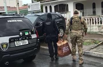 Polícia Civil deflagra Operação em Nova Cruz que investiga clonagem de veículos