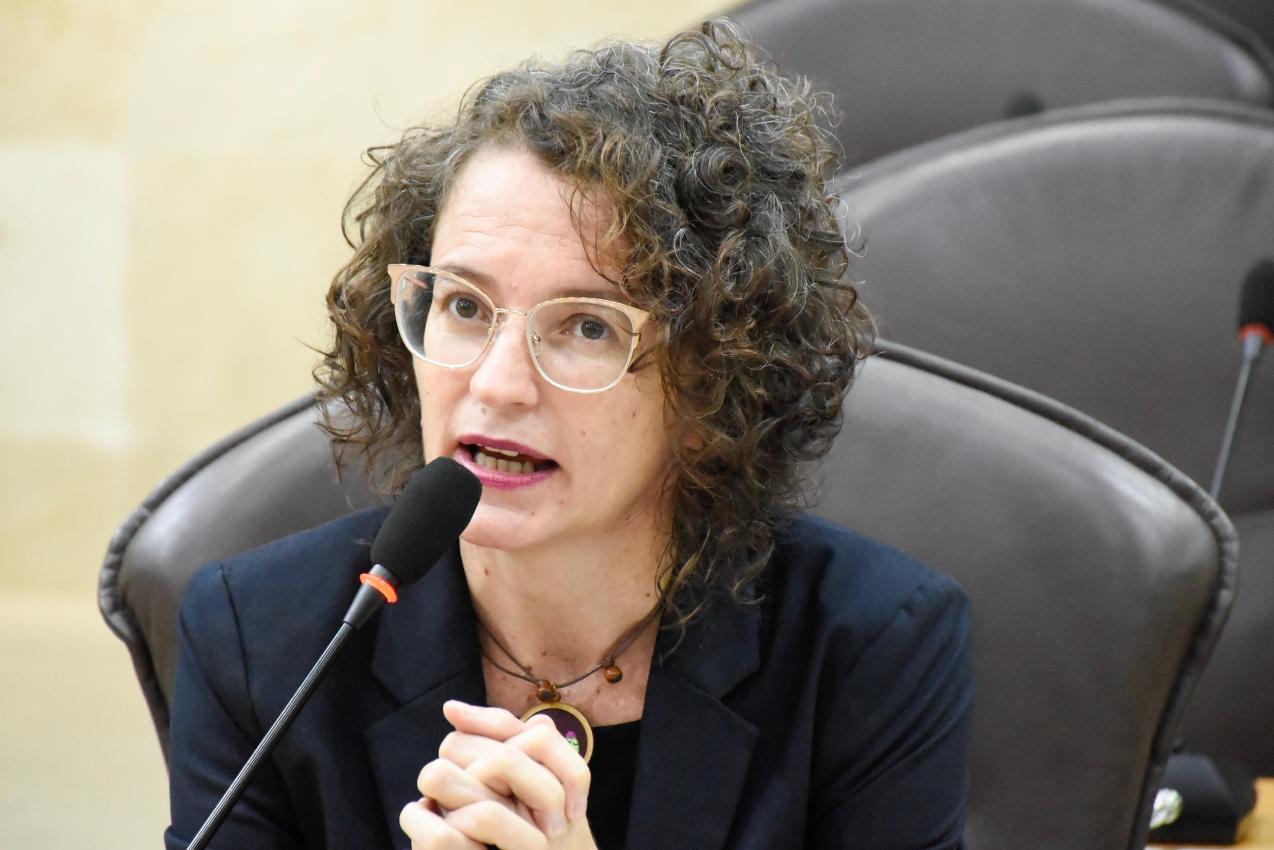Isolda Dantas critica resolução que fragiliza indústria salineira do RN
