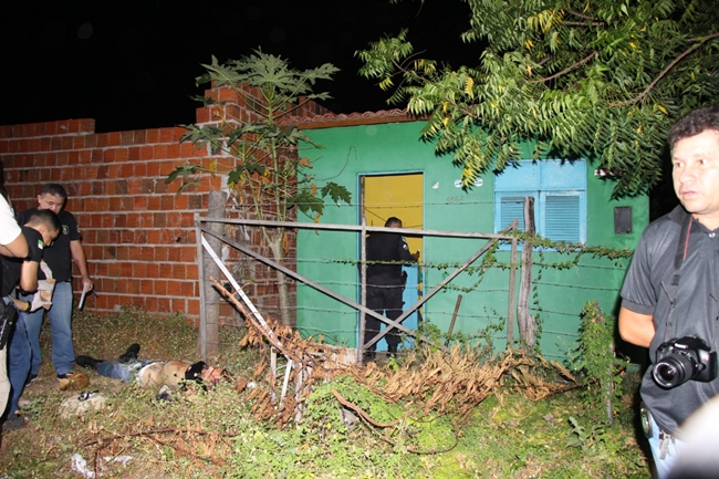 Mototaxista é executado em via pública com tiros na cabeça no Alto da Pelonha