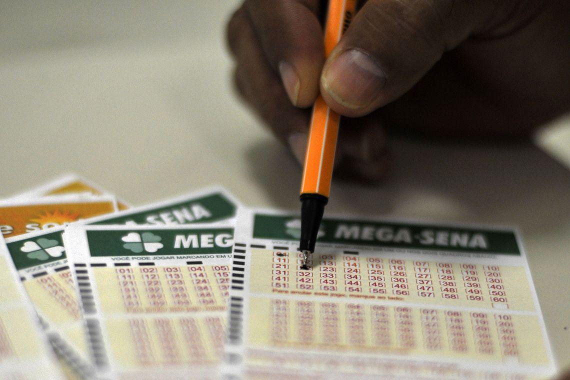 Mega-Sena acumula e próximo concurso deve pagar R$ 120 milhões