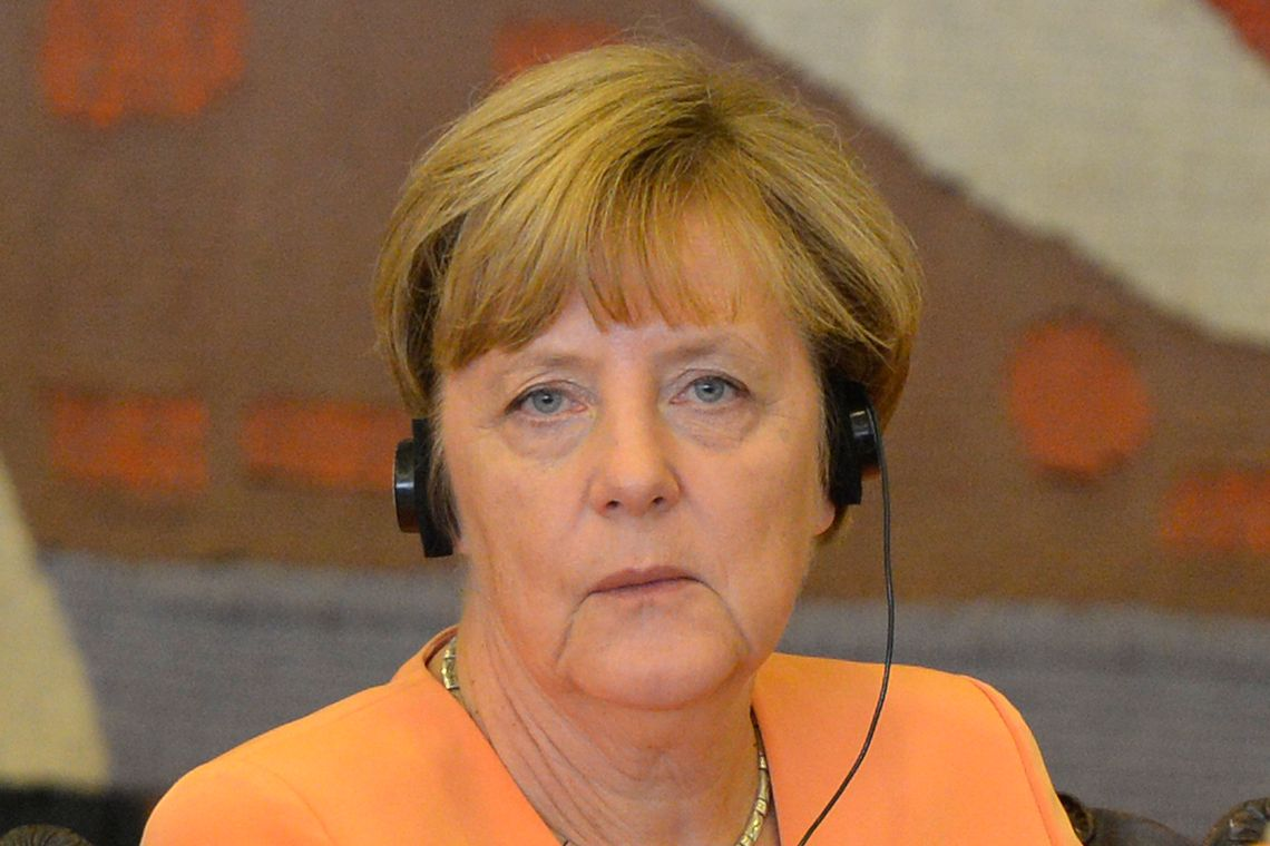 Merkel é vista passando mal pela 3ª vez em menos de 1 mês