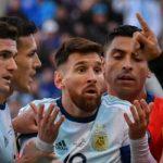 Sem Messi, seleção argentina é convocada para amistosos contra Chile e México