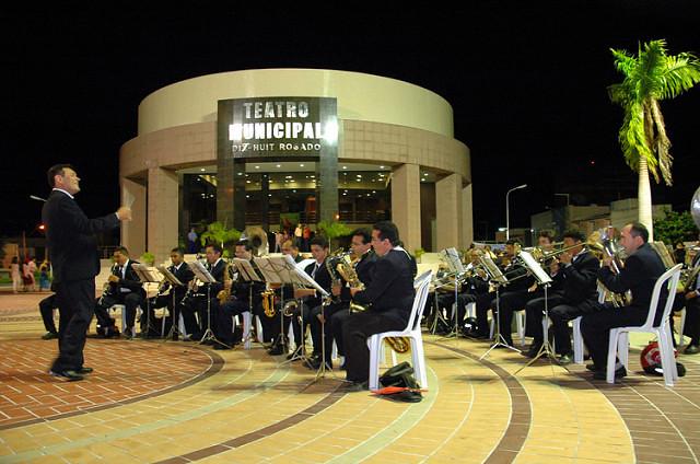 Banda de Música Artur Paraguai se apresenta na sexta, em Mossoró / Divulgação
