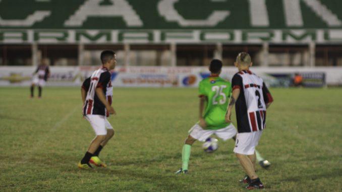 """Começam jogos de volta do Circuito de Futebol Amador """"O Suburbão"""""""