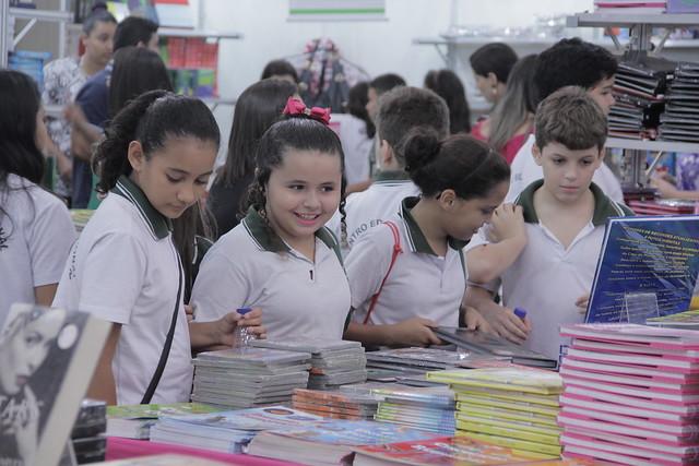 XIII Bienal Internacional do Livro do Ceará tem início nesta sexta-feira (16)