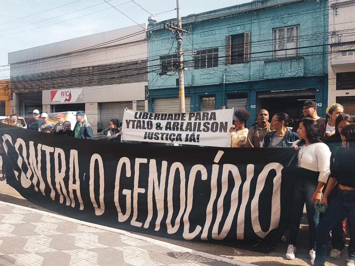 Jovens da São Remo, detidos sem provas pela PM, responderão processo em liberdade