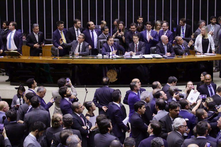 Câmara Plenário.