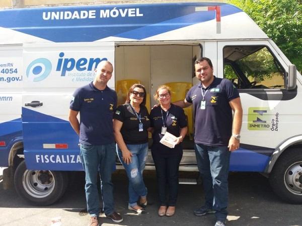 Operação Cozinha Segura: IPEM/RN fiscaliza mais de dois mil itens no comércio