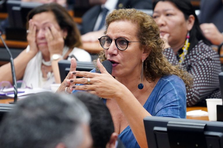 Jandira Feghali Lider Oposção
