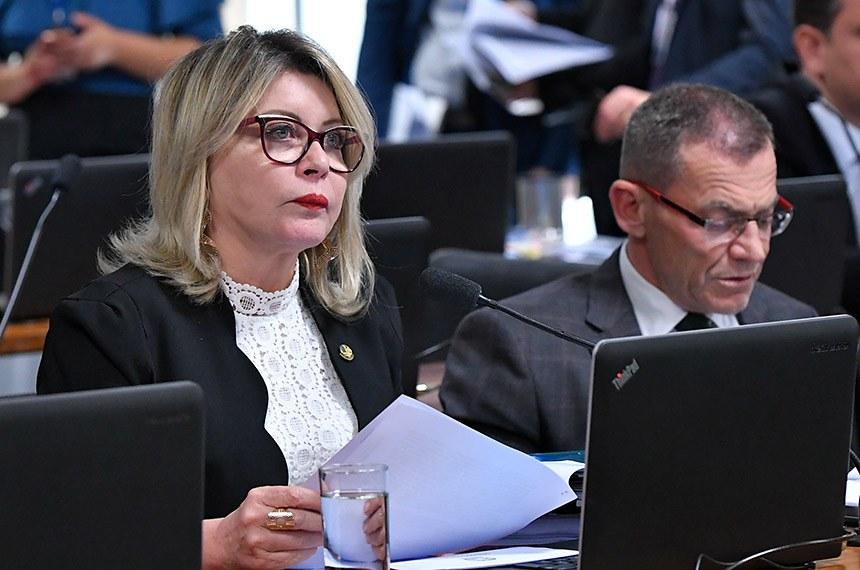 Senadora juiza selma