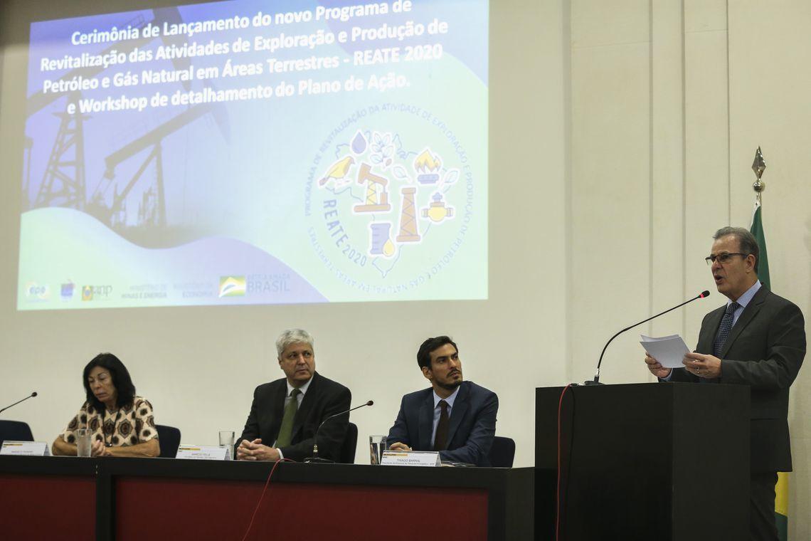 Reate 2020 anima cadeia de petróleo  e gás no Rio Grande do Norte