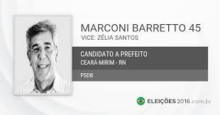 TSE confirma a cassação do prefeito de Ceará-Mirim (RN) e determina realização de novas eleições