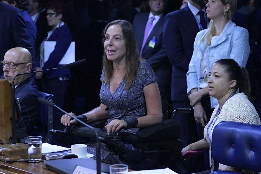 Senado Aprova Programa cidade Amiga do Idoso