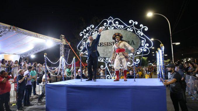 Cortejo da Liberdade 2019 será iniciado pelo desfile cultural