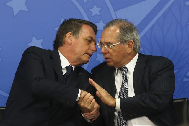 Projeto privatizante de Guedes e Bolsonaro é rechaçado por ampla maioria da população / Antonio Cruz | Agência Brasil
