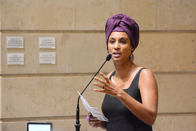 Família de Marielle é contra a federalização do caso; mãe da vereadora assassinada teme atraso ainda maior nas investigações / Renan Olaz/ Câmara Municipal do Rio