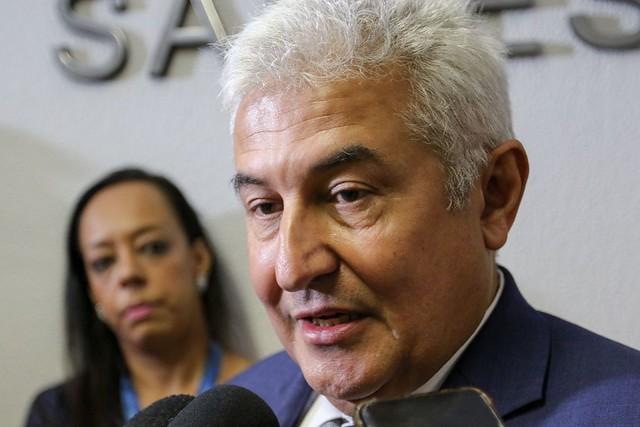 O ministro Marcos Pontes disse que o recurso extra pode ser canalizado para o pagamentos de bolsas suspensas / Fábio Rodrigues Pozzebom/Agência Brasil