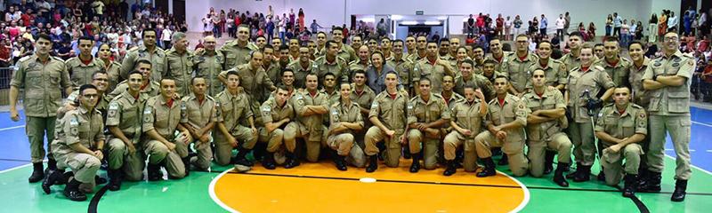 Governo do RN entrega 87 novos soldados do fogo ao Rio Grande do Norte