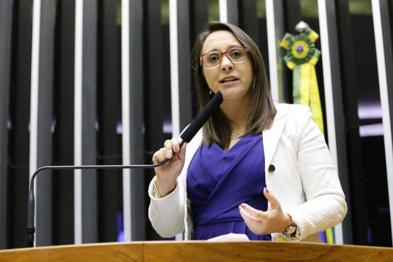 Deputada renata Abreu