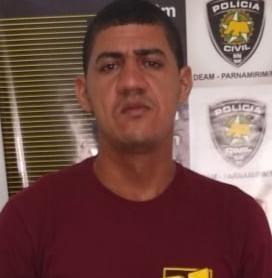 Polícia Civil prende homem por estupro em Parnamirim
