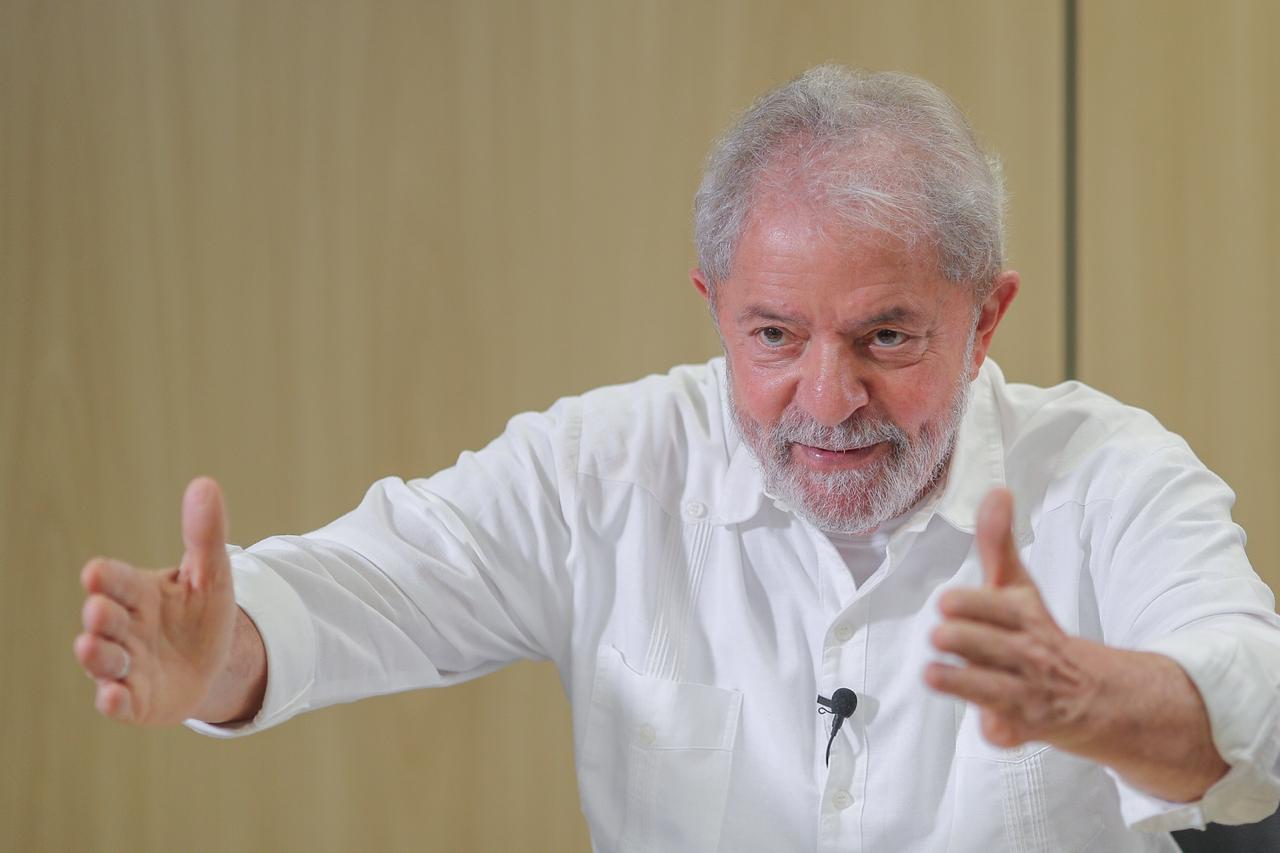 Lula é um gigante: íntegra da entrevista à revista Fórum