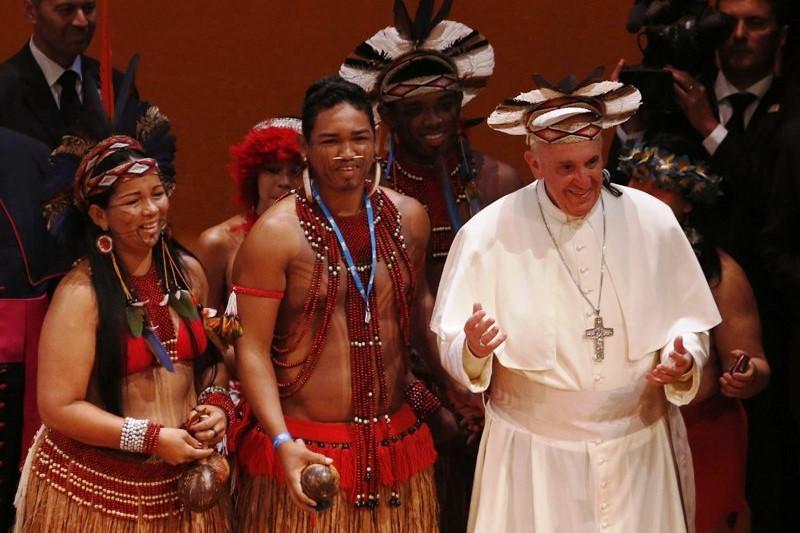 Sínodo 2019: Assembleia debate criação de rito próprio para as comunidades católicas na Amazônia