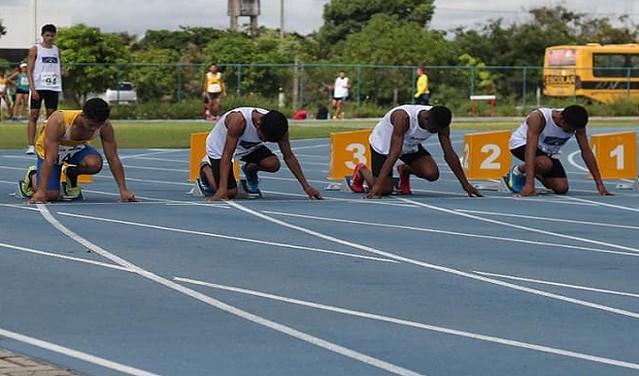 RN é campeão em atletismo no campeonato Norte-Nordeste da Caixa