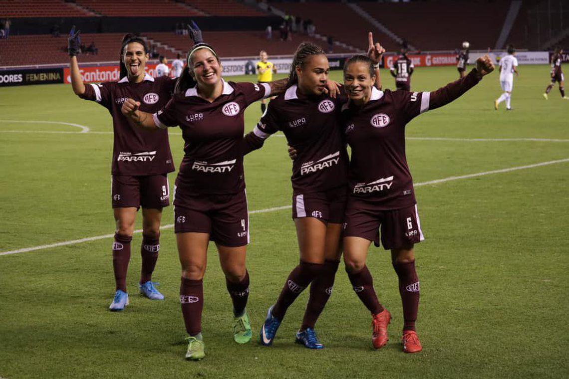Ferroviária avança às quartas da Libertadores Feminina, no Equador