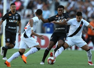 Após derrota para o Vasco, Botafogo enfrenta CSA em casa