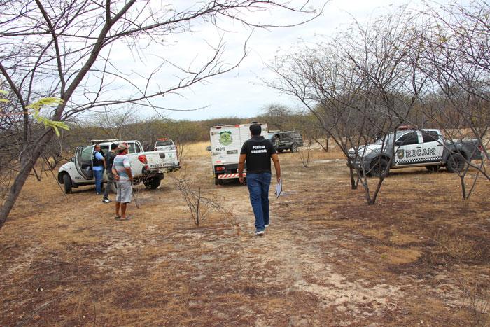 Motorista de Uber desaparecido é encontrado morto na zona rural de Mossoró