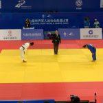 Rafaela Silva vence romena e leva o ouro nos Jogos Mundiais Militares