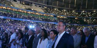 Mais de 50 mil fiéis participam na Bahia de missa em homenagem à Santa Dulce