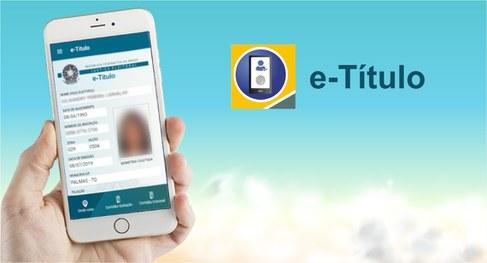 TSE estuda validação de impressões digitais de eleitores pelo aplicativo e-Título