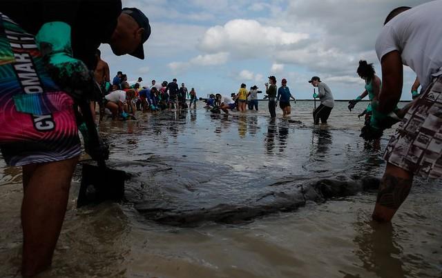 Pescadores temem contaminação / Brenda Alcântara/Agência Pública