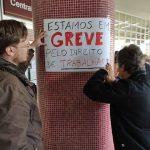 Trabalhadores da Funpar entram em greve por tempo indeterminado
