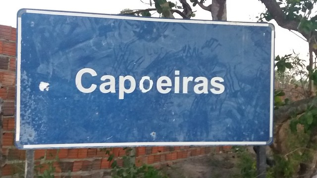 Capoeiras conta com 350 famílias em seu território / Reprodução