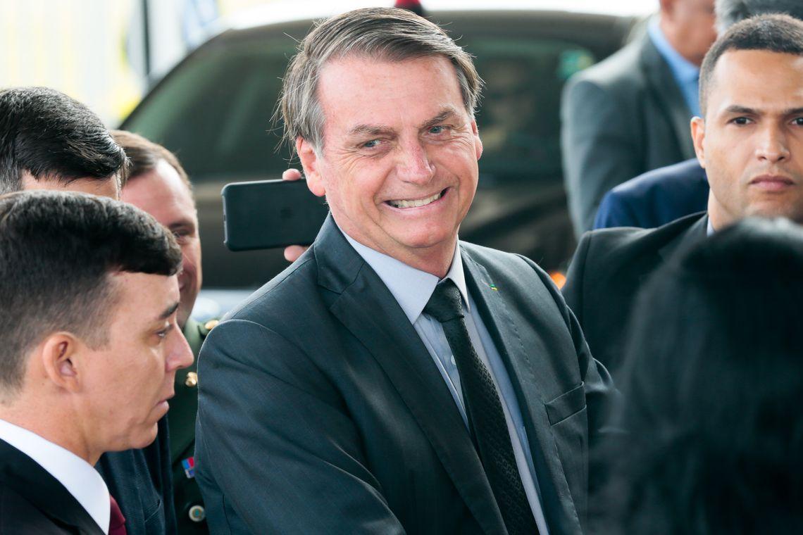 Nenhum ministro fará parte de novo partido, diz Bolsonaro