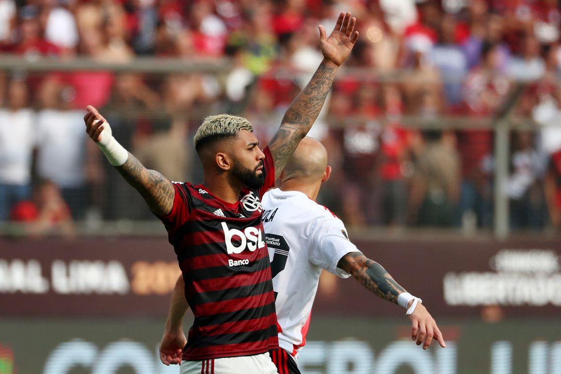 Flamengo Bolsonaro