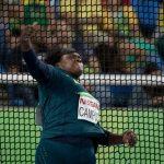 Brasil abre o dia com bronze no Mundial de Atletismo Paralímpico
