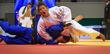 Brasileiros estreiam no Gram Slam de Judô de Osaka, no Japão