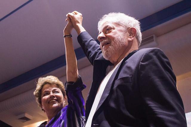 """Lula, Dilma e ex-ministros são absolvidos no caso conhecido como """"quadrilhão"""""""