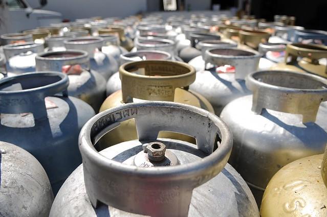 É a quinta vez no ano que o preço do gás de cozinha aumenta / Pedro Ventura/Agência Brasília