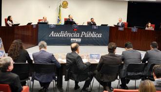 Ministro Roberto Barroso abre audiência pública sobre possibilidade de candidaturas sem filiação partidária