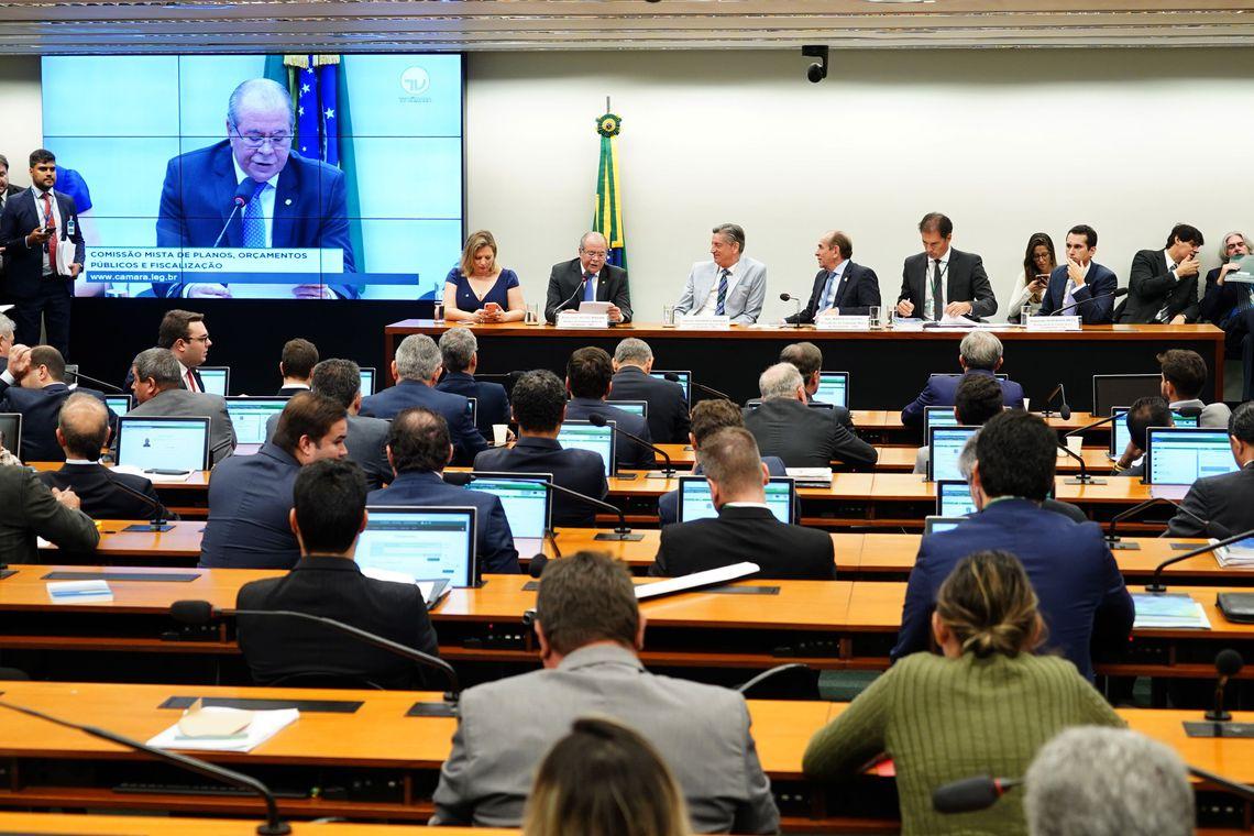 Reunião da Comissão Mista de Orçamento (CMO)
